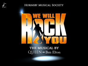 HMS - We Will Rock You